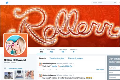 rollerr_2_social_media_example